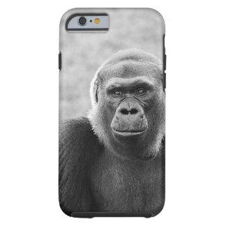 Caja del teléfono del gorila funda de iPhone 6 tough