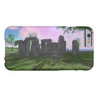 Caja del teléfono del iPhone 6/6s de Stonehenge de Funda Barely There iPhone 6