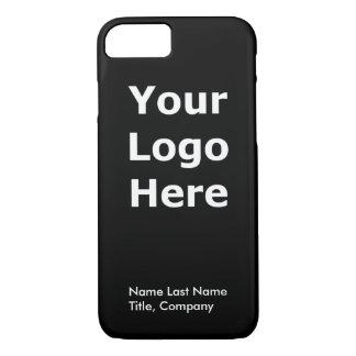 Caja del teléfono del iPhone 6 del logotipo de la Funda iPhone 7
