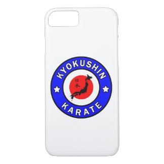 Caja del teléfono del karate de Kyokushin Funda iPhone 7