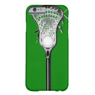 caja del teléfono del lacrosse funda barely there iPhone 6