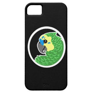 Caja del teléfono del loro del Amazonas iPhone 5 Carcasa