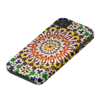 """Caja del teléfono del mosaico "" iPhone 4 Case-Mate Cárcasa"