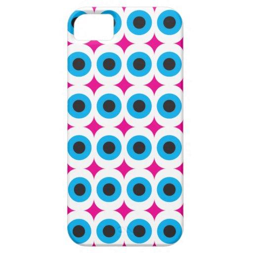 caja del teléfono del ojo del iphone 5 apenas allí iPhone 5 Case-Mate cárcasas
