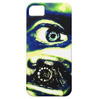 Caja del teléfono del ojo funda para iPhone SE/5/5s