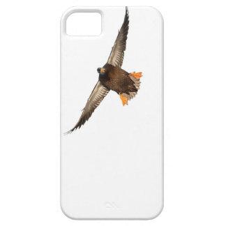 Caja del teléfono del pato silvestre iPhone 5 funda