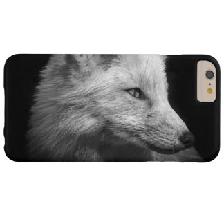 Caja del teléfono del retrato del Fox Funda Barely There iPhone 6 Plus