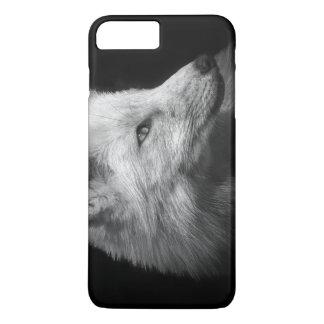 Caja del teléfono del retrato del Fox Funda iPhone 7 Plus