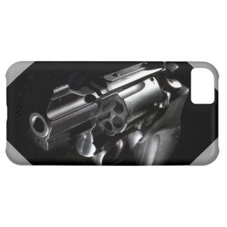 Caja del teléfono del revólver I Funda Para iPhone 5C