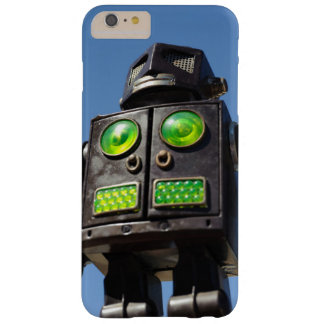 Caja del teléfono del robot del juguete del funda de iPhone 6 plus barely there