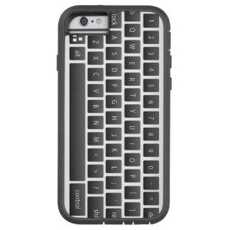 Caja del teléfono del teclado funda tough xtreme iPhone 6