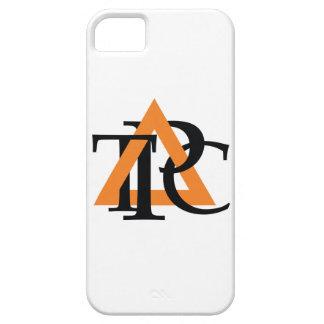 Caja del teléfono del triángulo iPhone 5 cárcasas