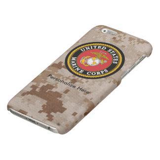 Caja del teléfono del USMC Camo