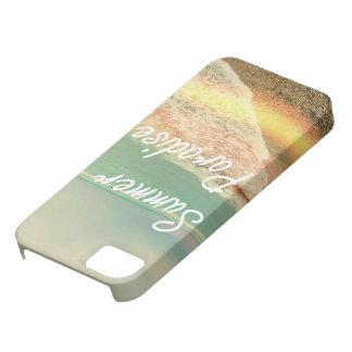 caja del teléfono del verano funda para iPhone 5 barely there