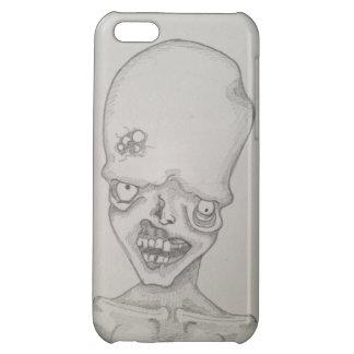 Caja del teléfono del zombi de la ampolla