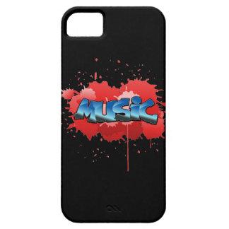 Caja del teléfono iPhone 5 Case-Mate carcasa