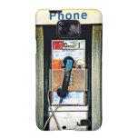 Caja del teléfono galaxy s2 carcasas