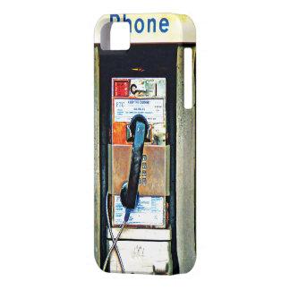Caja del teléfono iPhone 5 funda