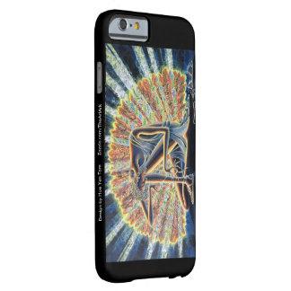 Caja del teléfono - Moses y zarza ardiente Funda Barely There iPhone 6