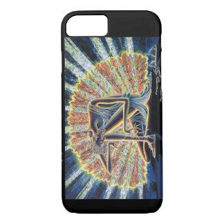 Caja del teléfono - Moses y zarza ardiente Funda iPhone 7