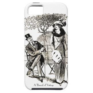Caja del teléfono móvil de la impresión del iPhone 5 fundas