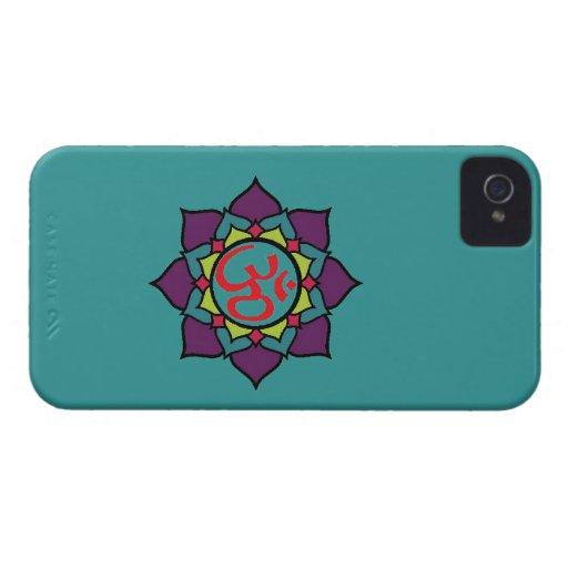 Caja del teléfono móvil de OM iPhone 4 Carcasas