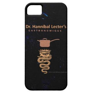 Caja del teléfono móvil del libro de cocina de funda para iPhone SE/5/5s