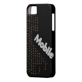 caja del teléfono móvil iPhone 5 carcasas