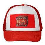 Caja del tesoro del dragón por los sharles gorra