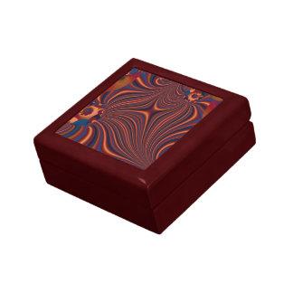 caja del tesoro joyero cuadrado pequeño