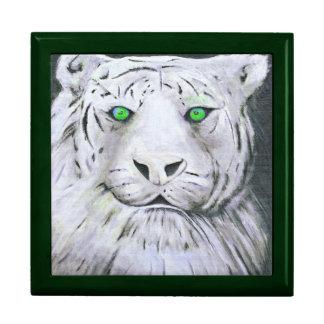 Caja del tigre de Bengala Caja De Joyas