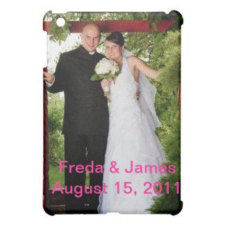 Caja del Yo-Cojín de la foto del boda