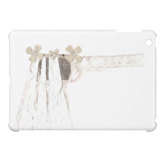 Caja del Yo-Cojín de la novia del arma mini