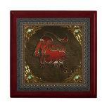 Caja del zodiaco - Leo Caja De Regalo