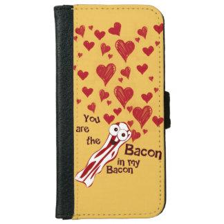 Caja divertida de la cartera del amor iPhone6 del Carcasa De iPhone 6