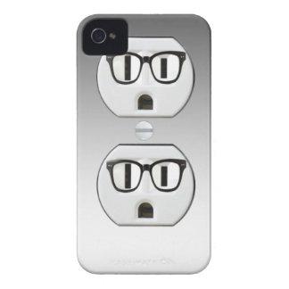 Caja divertida de la casamata de Iphone 4/4S del e Case-Mate iPhone 4 Protectores
