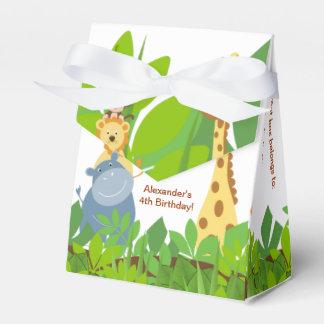 Caja divertida del favor de la tienda de los caja para regalos