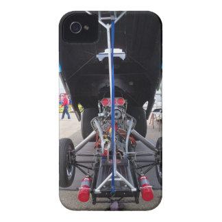 Caja divertida del teléfono de la fiebre del coche iPhone 4 carcasas
