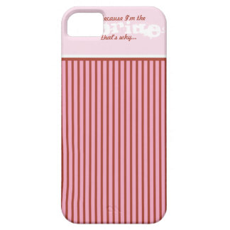 Caja divertida elegante del teléfono celular del funda para iPhone SE/5/5s