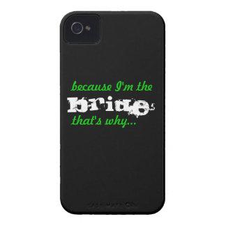 Caja divertida elegante del teléfono celular del iPhone 4 carcasa