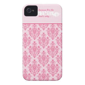 Caja divertida elegante del teléfono celular del iPhone 4 Case-Mate cárcasas