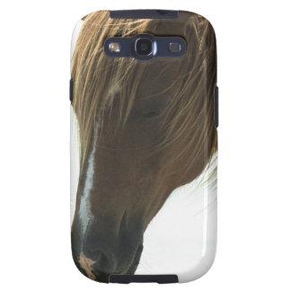 Caja dulce de la galaxia de Samsung del caballo Galaxy SIII Cárcasa