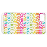 Caja dulce del teléfono celular de la materia iPhone 5 funda
