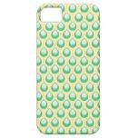 Caja dulce del teléfono de la lluvia del verano de iPhone 5 coberturas