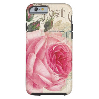 Caja DURA (2) de la caja color de rosa del iPhone Funda De iPhone 6 Tough