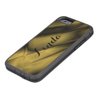 Caja dura coloreada latón personalizada del iPhone Funda Tough Xtreme iPhone 6
