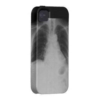 Caja dura de la casamata del iPhone 4 del ~ del Vibe iPhone 4 Fundas