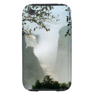 caja dura de la mota del iphone de la niebla de la tough iPhone 3 carcasas