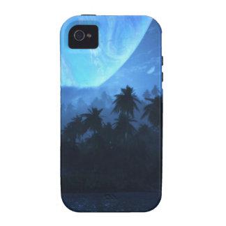 Caja dura del atolón (anochecer) (iPhone 4) iPhone 4/4S Funda