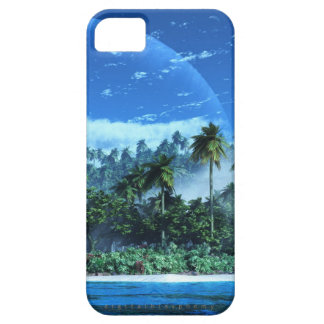 Caja dura del atolón (logotipo del iPhone 5) iPhone 5 Carcasas
